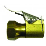 Straight Clip-on Brass Chuck