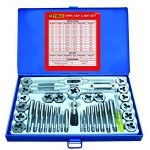 39pc Metric Tap & Die Set