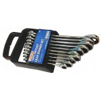 10pc Ratchet Gear Spanner Set