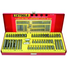 54 Piece 10mm Shank Bit Set