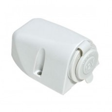 Ciga Socket Surface Mount White